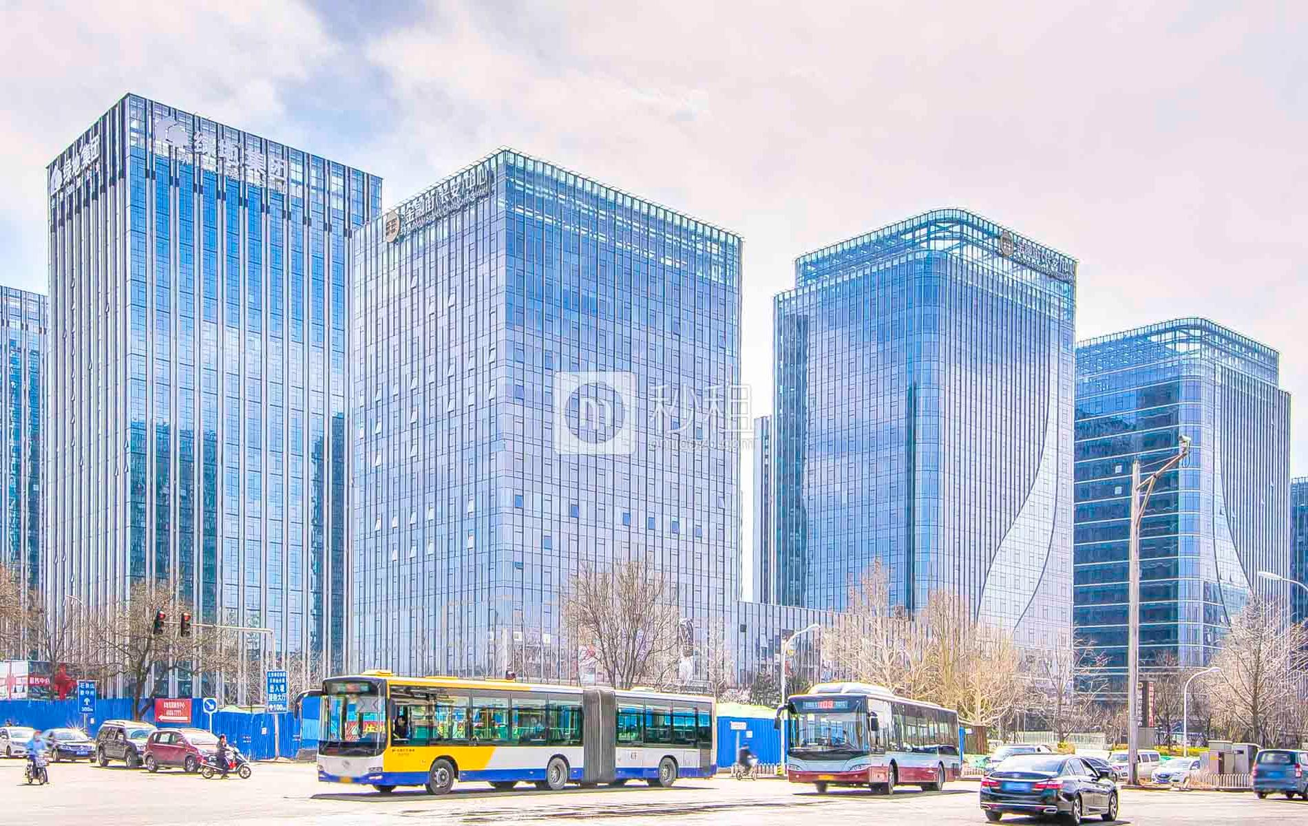 金融街·长安中心