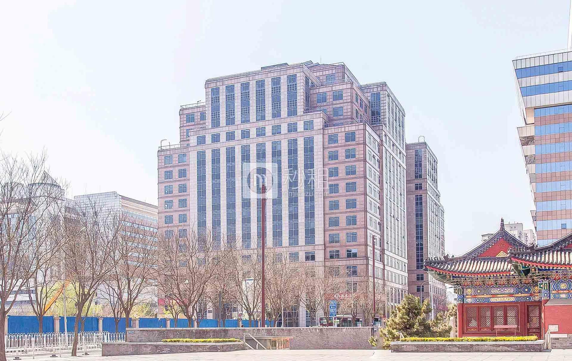 国际企业大厦