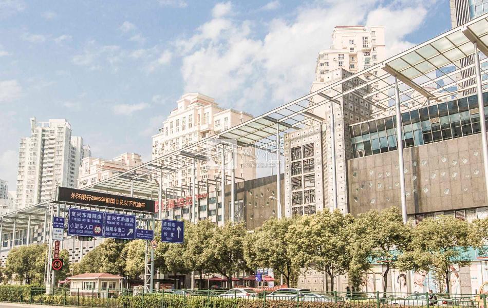 上海湾大厦