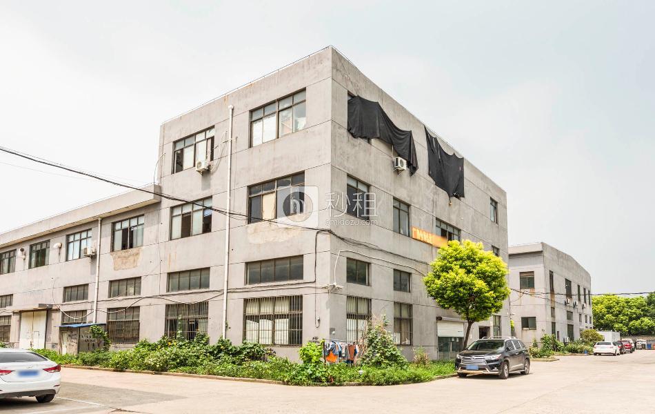 上海青浦工业园区商务办公楼