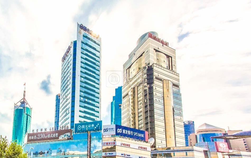 汤臣金融中心