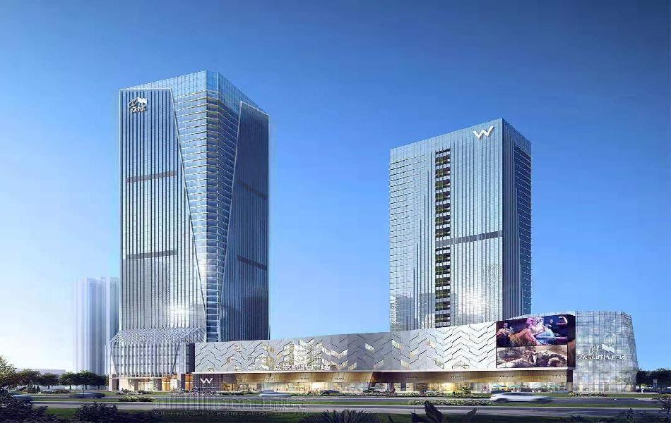众冠时代广场-尚美国际大厦