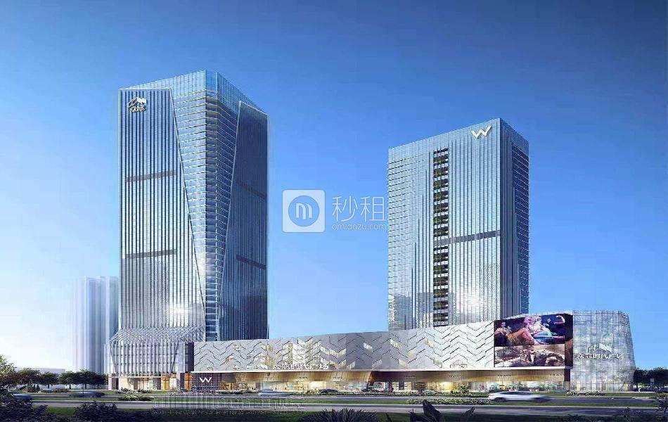 眾冠時代廣場-尚美國際大廈