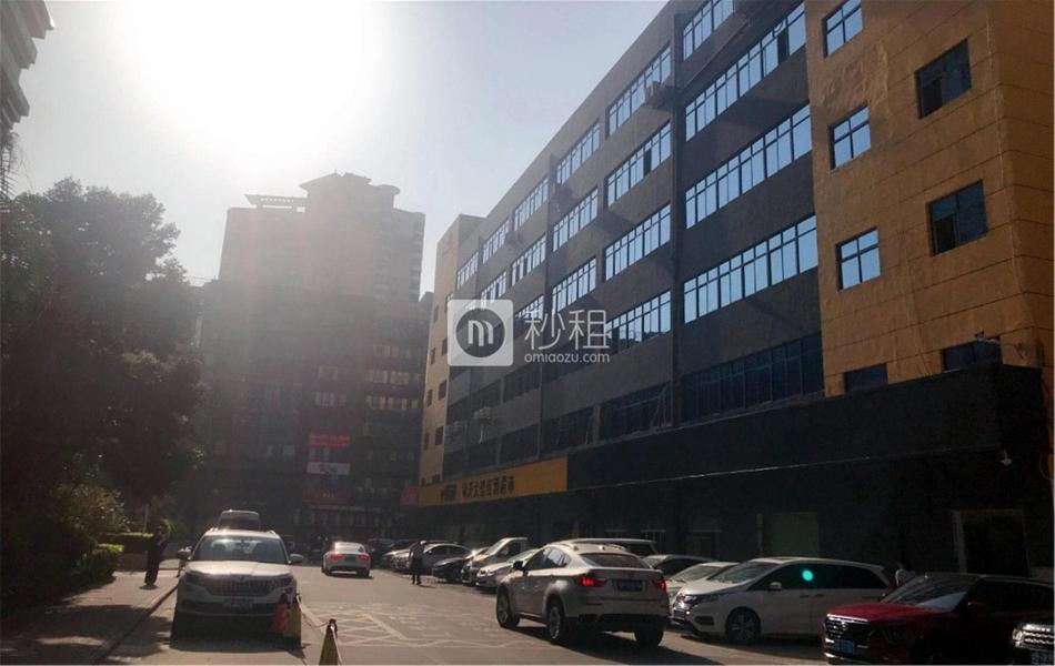 银田文乐商务中心(酷卡士科技中心)