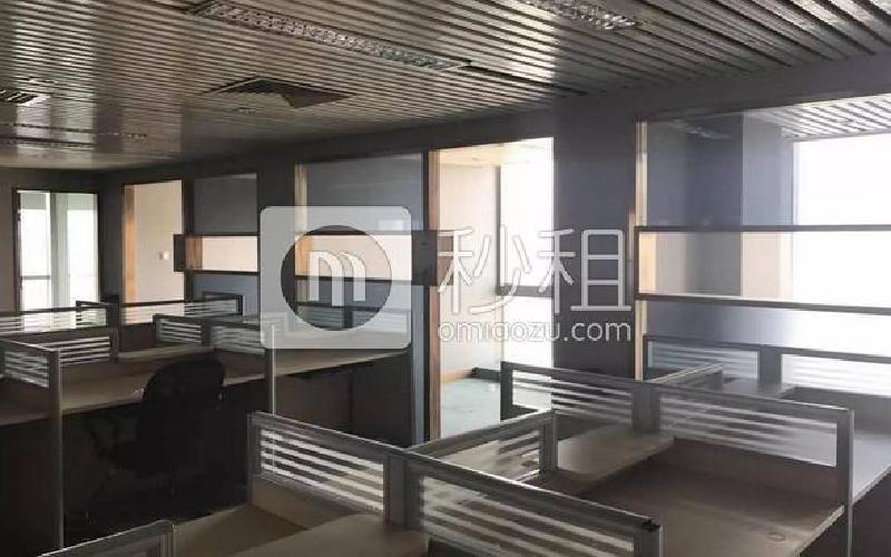 汇金国际写字楼出租300平米精装办公室6元/m².天