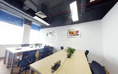海运中心写字楼出租151平米精装办公室120元/m².月