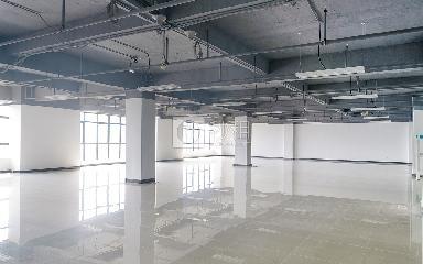 汇亿财富中心写字楼出租191平米简装办公室57元/m².月