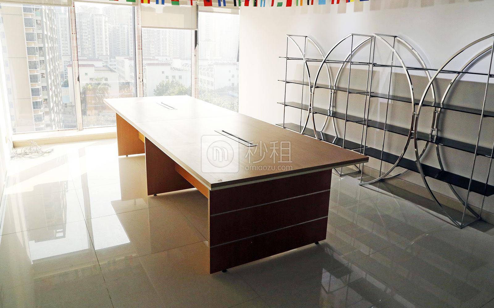 大唐时代大厦写字楼出租122平米毛坯办公室62元/m².月