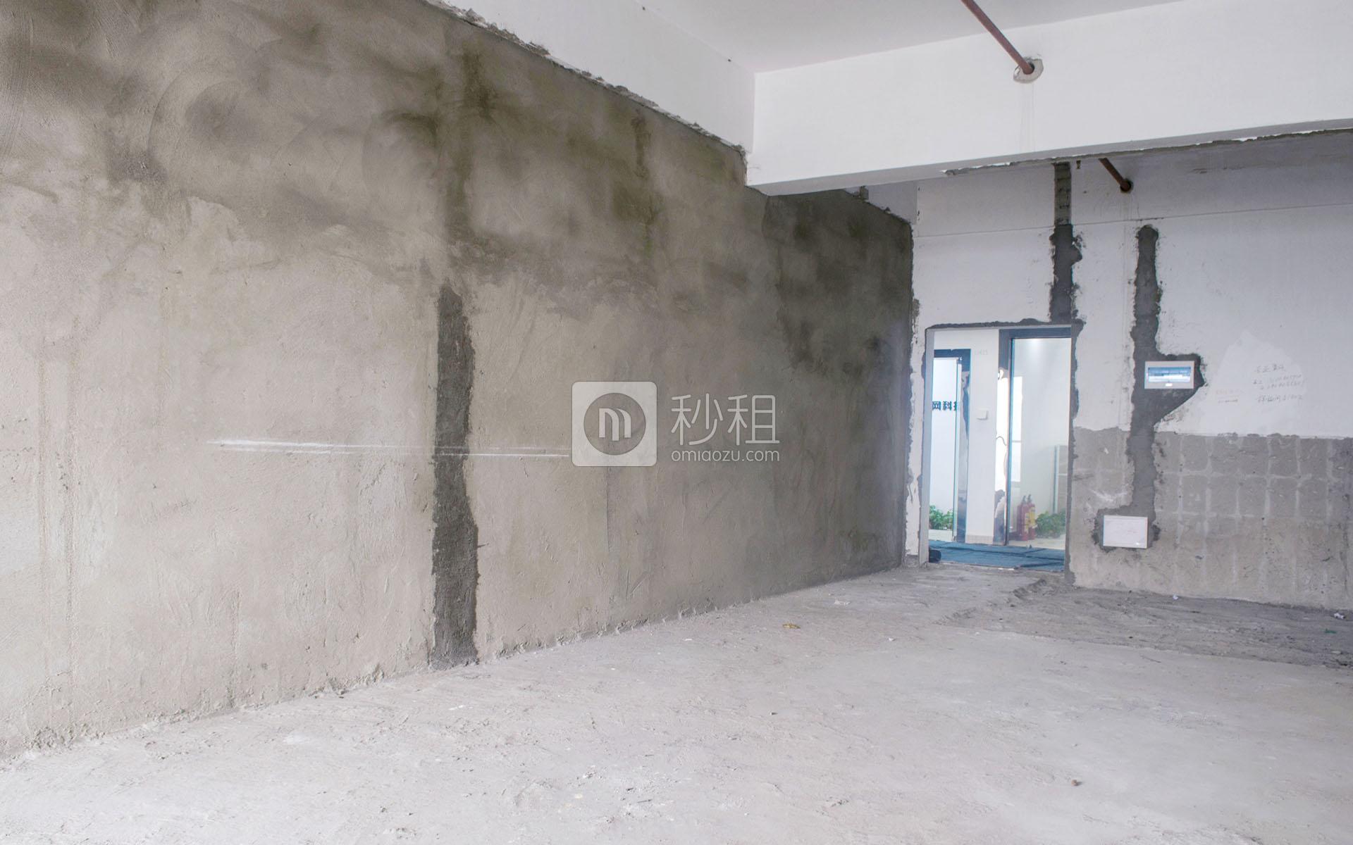 卫东龙商务大厦写字楼出租60平米毛坯办公室75元/m².月