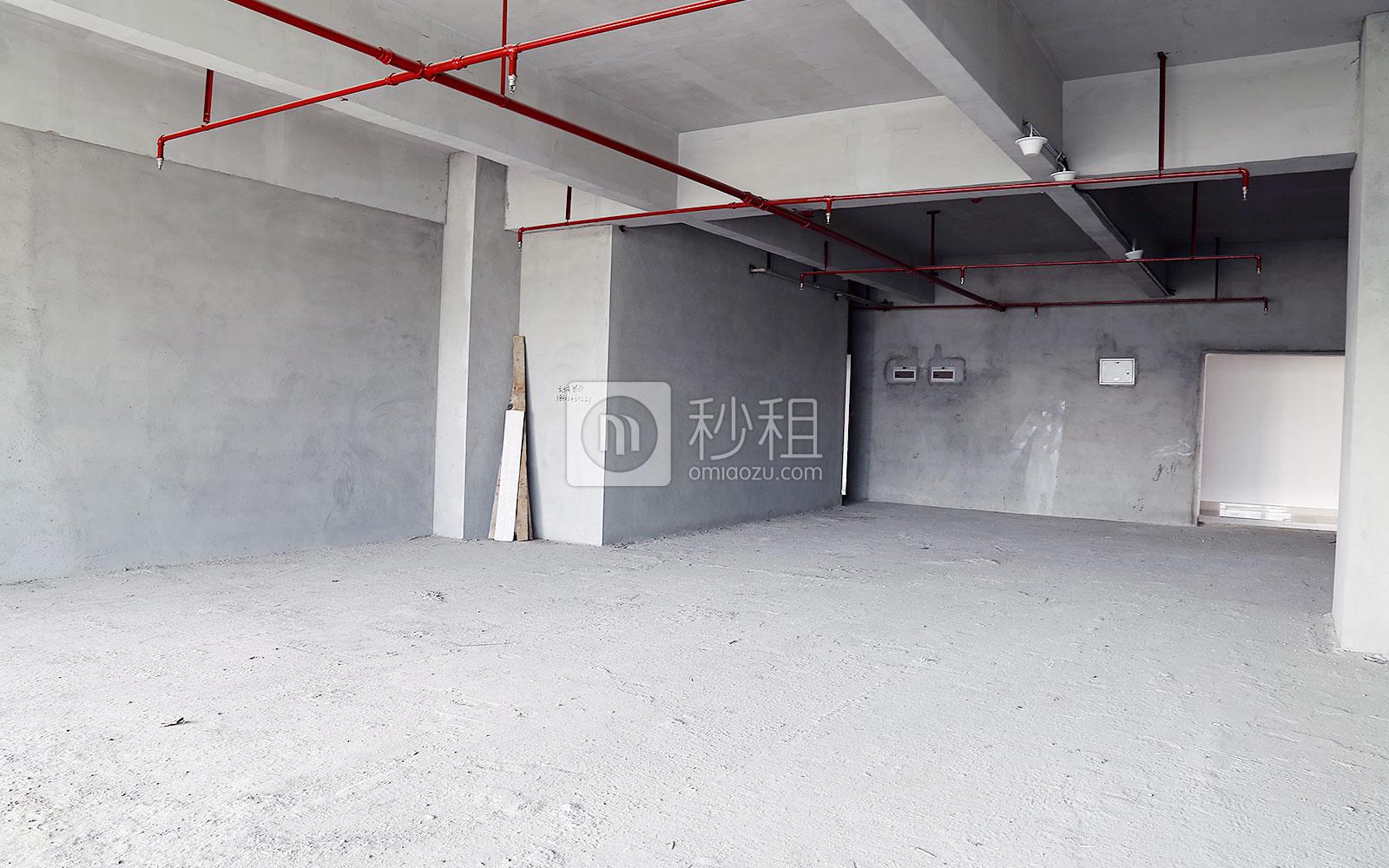 博兴大厦写字楼出租159平米毛坯办公室95元/m².月