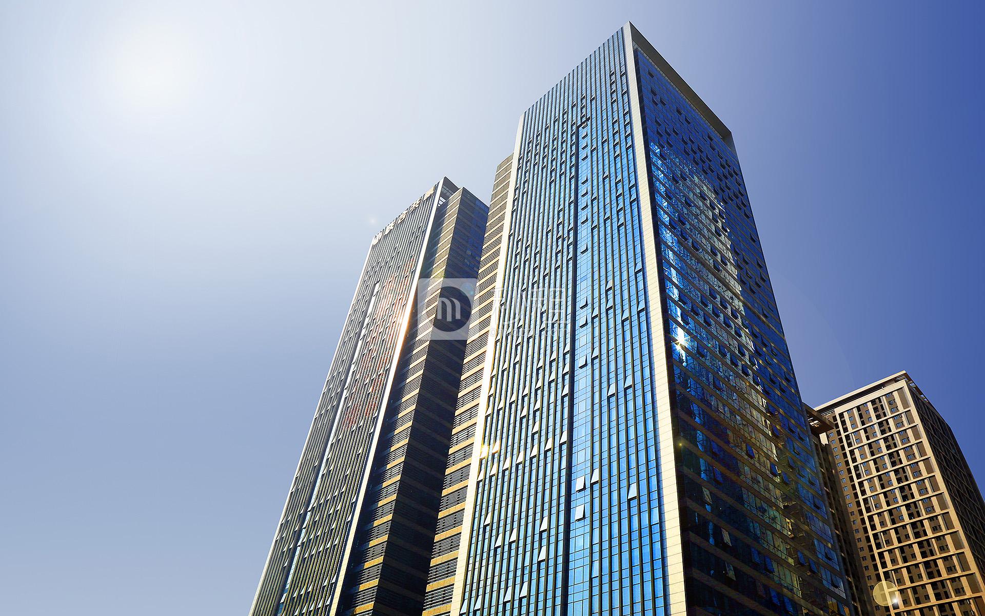于深圳办公室出租及配套服务,向大家介绍南山区华润城大冲商务中心.图片
