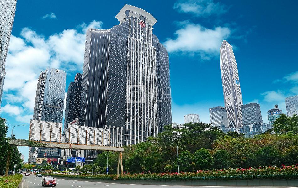 大中华国际交易广场