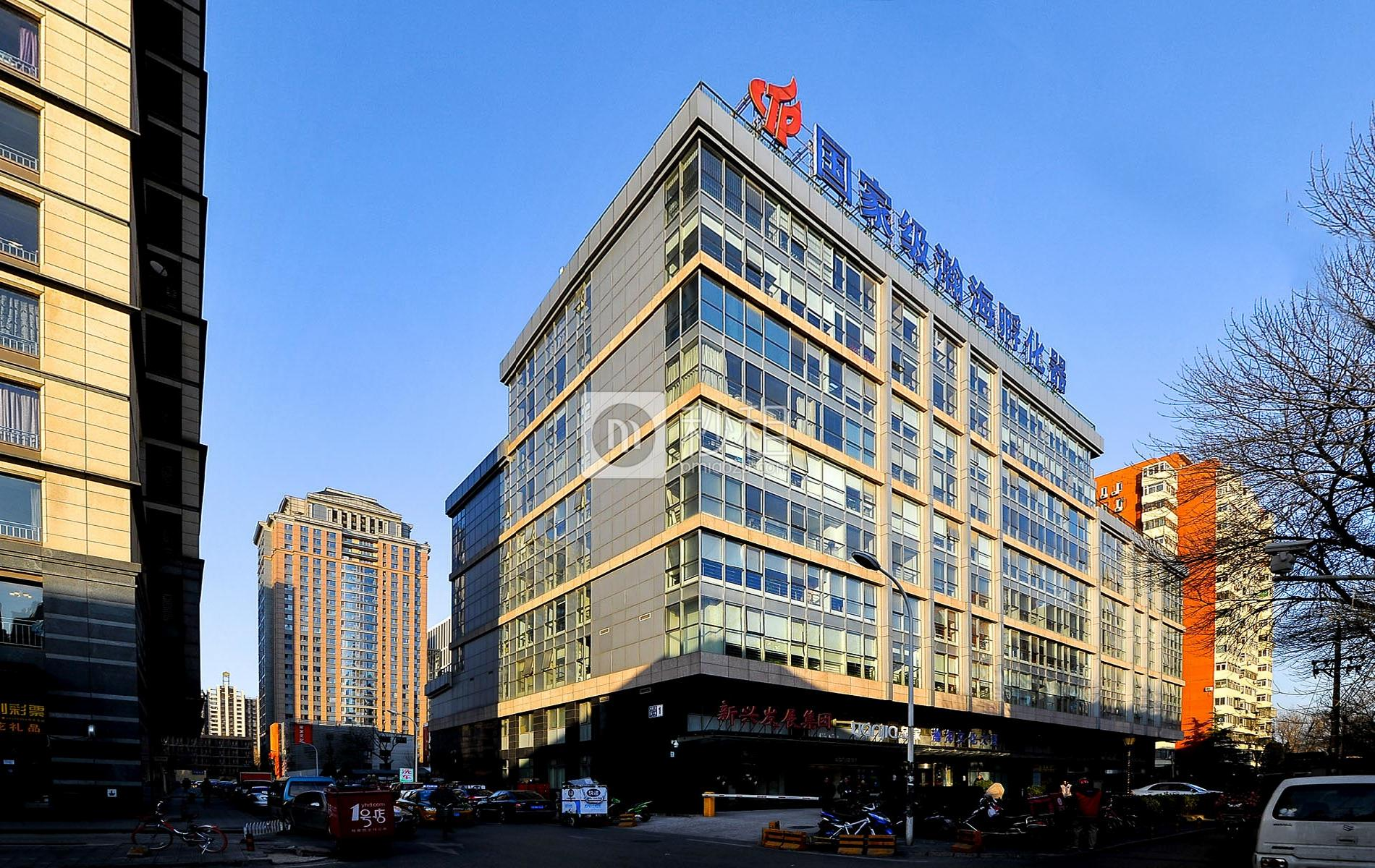 瀚海文化大厦
