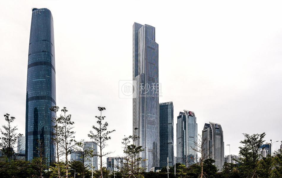 广州东塔(周大福金融中心)