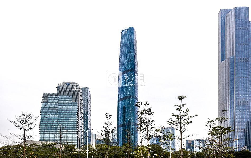 广州国际金融中心(IFC西塔)