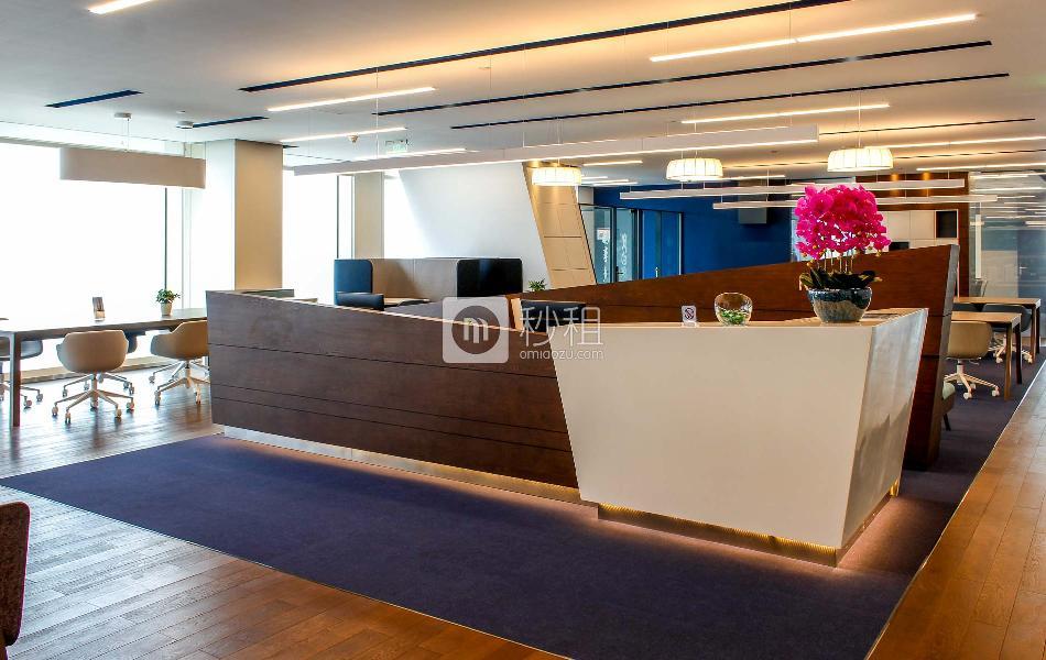 雷格斯商务中心-平安国际金融中心