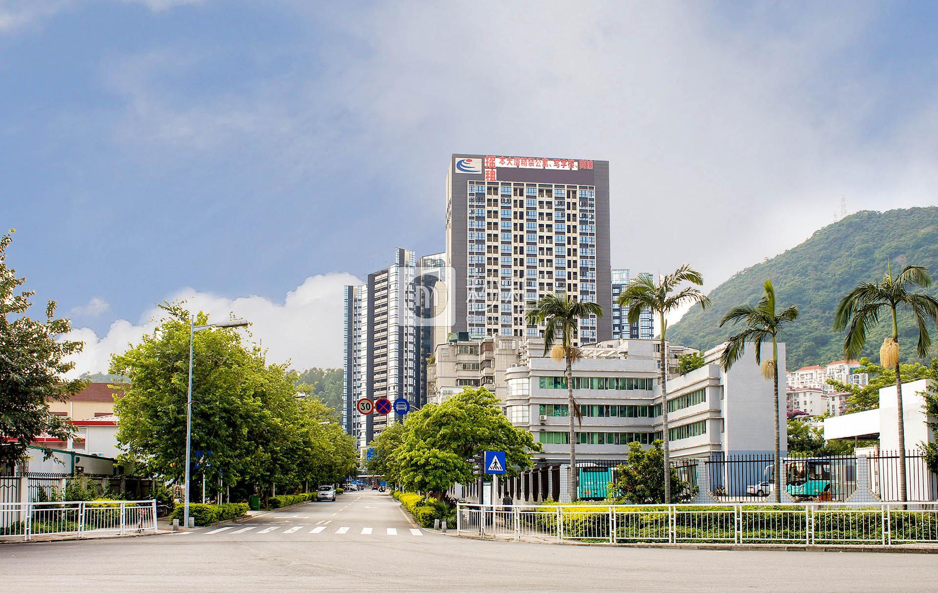 赤湾海景大厦