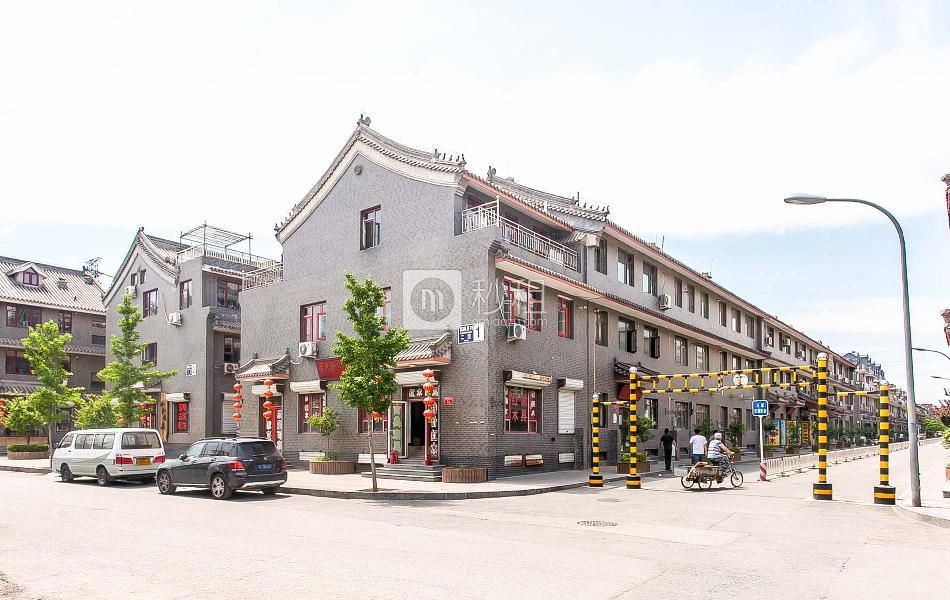 高碑店村二区