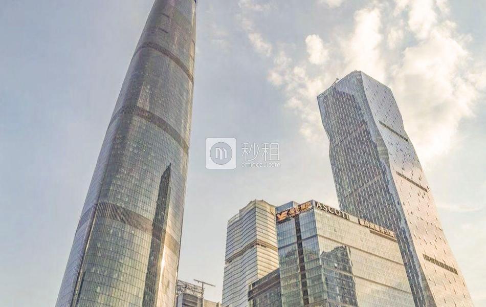 广州国际金融中心(西塔)