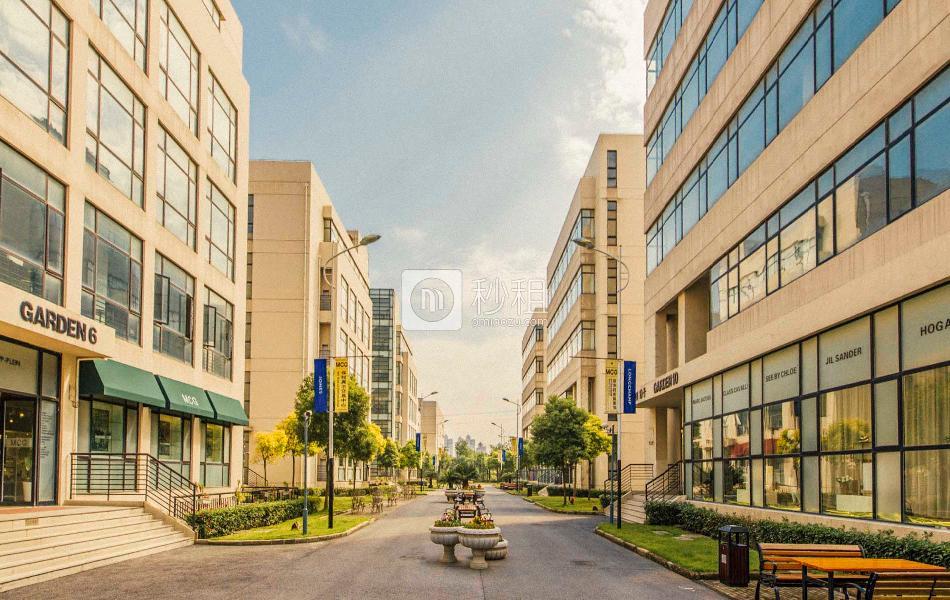 现代城市购物花园